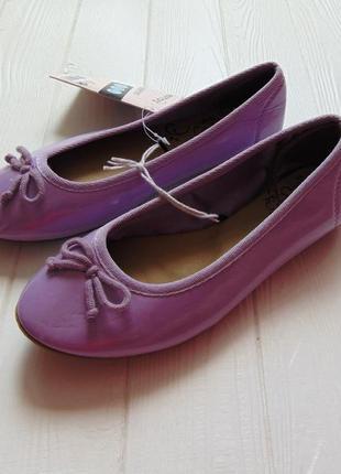 Esmara. размер 39 (6). новые балетки для девушки