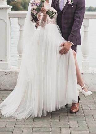 Весільна сукня б/у