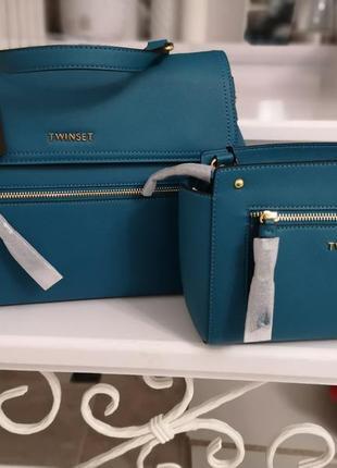 Комплект из двух сумок twin-set оригинал