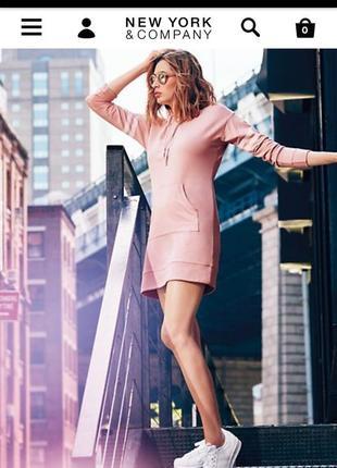 Свитшот платье xs/s soho street new york