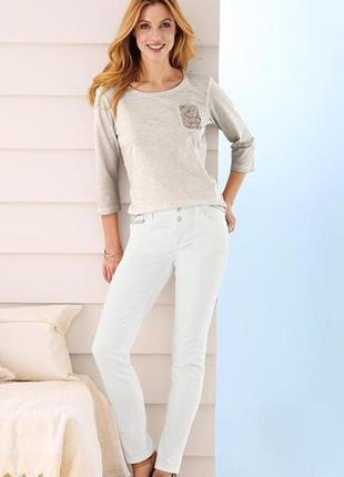 Белые джинсы tcm tchibo