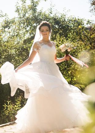 Свадебное платье wedding dress весільна сукня