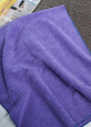 Полотенце из микрофибры 35*75 см, 300 г/м2