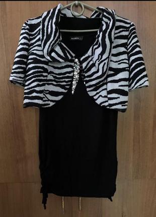 Набор болеро и блуза 110 грн комплект