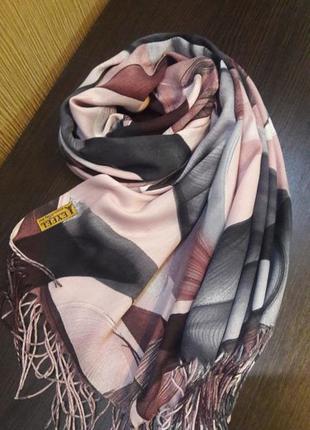 ❤роскошные турецкие кашемировые палантины шарфы