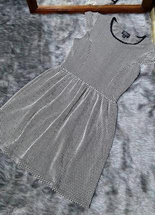 Платье скейтер topshop