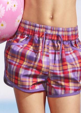 Пляжные шорты для девочки tcm tchibo