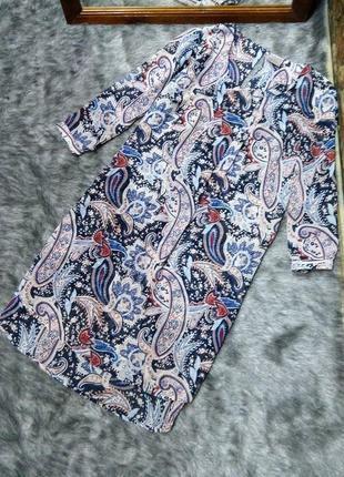 Платье туника свободного кроя vero moda