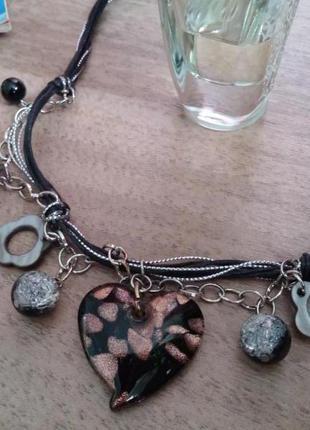 Кольє колье ожерелье прикраса украшение