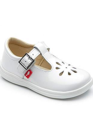 Кожаные лаковые туфли, босоножки chipmunks англия