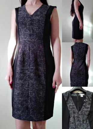 Легкое классическое платье