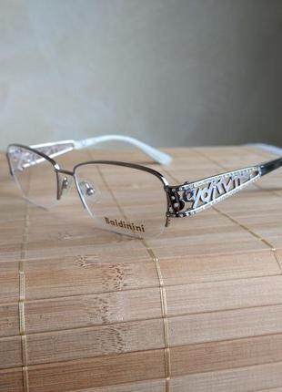 Фирменная новая оправа под линзы очки оригинал baldinini gm30033