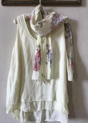 Оригинальная блуза туника s-l