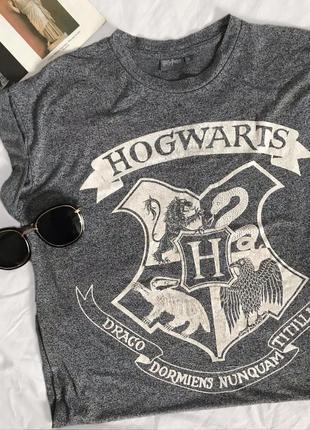 Футболка hogwarts / harry potter