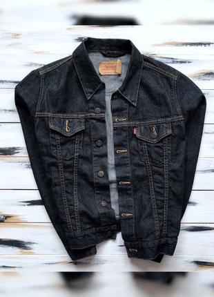 Levis джинсовка, джинсовая куртка