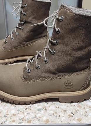 Водонепроницаемые ботинки timberland waterproof