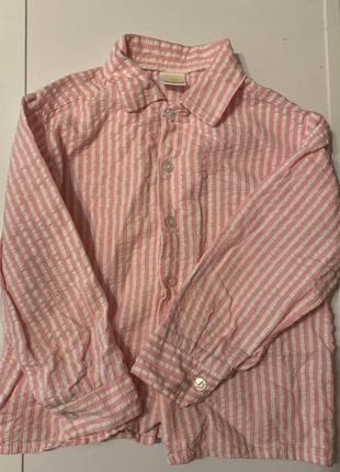 Рубашка, детская рубашка, рубашка для девочки