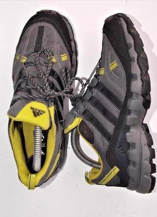 """Р.36 """"adidas"""" летние кроссовки,сетка,speed grip, стелька 23.5 см"""