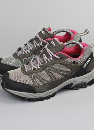 Фирменные трекинговые кроссовки по типу the north face lowa mammut