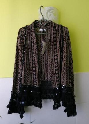 Крутое кимоно пиджак жакет накидка от zara