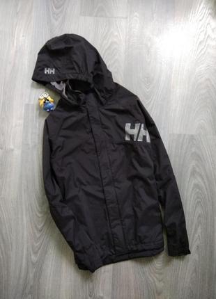 16л helly hansen ветровка мембранная куртка
