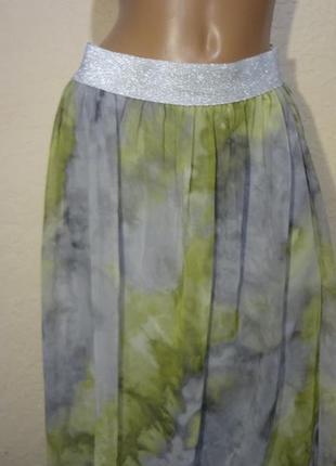 Красивая длинная юбка heine размер l