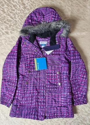 Новая куртка на девочку 10-12лет