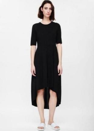 Крутое чёрное платье от  соs😍
