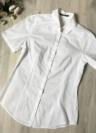 Фирменная рубашка hugo boss, размер 36
