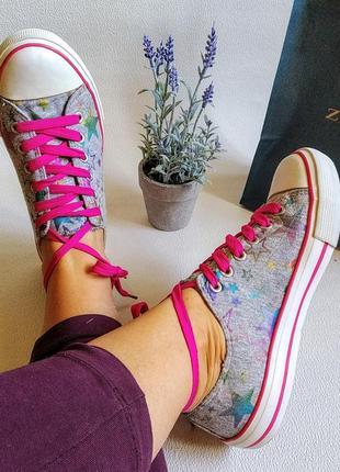 Кеды кроссовки мокасины