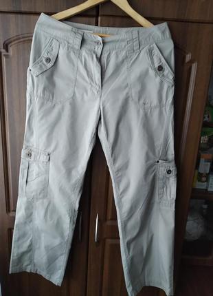 Коттоновые брюки,1+1=3