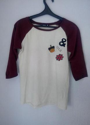 Кофточка / кофта с укороченым рукавом /футболка