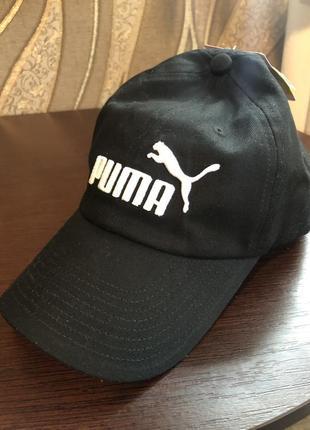 Фирменная женская кепка 🧢 puma