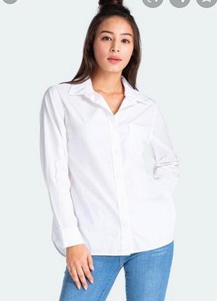 Next рубашка оверсайз, бойфренд, сорочка, блузка