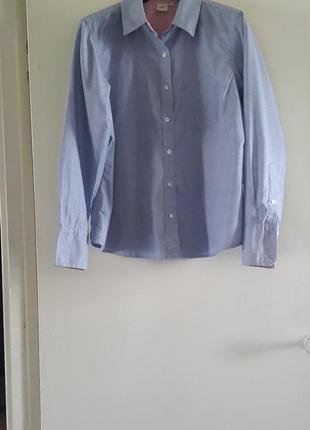 Отличная рубашка cotton traders
