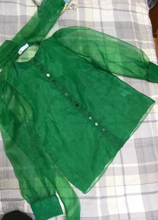 Блуза zara стильная👌👍нереально красивая