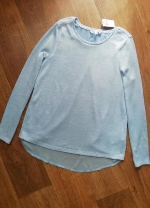 Блузка с интересной спинкой, кофта, рубашка