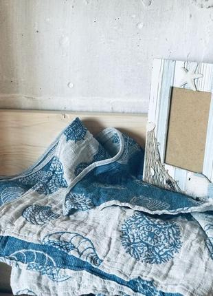 Лляний рушник льняное полотенце3 фото