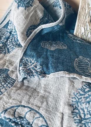 Лляний рушник льняное полотенце4 фото