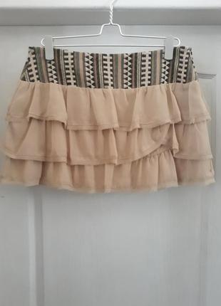 🔥акция🔥 юбка pull&bear