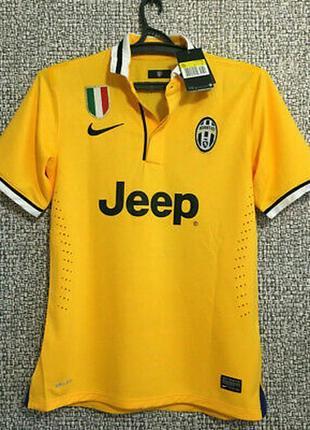 Оригинальная,новая футбольная футболка jersey nike #21 pirlo team juventus