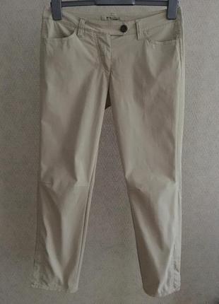 Бежевые брюки marc o polo