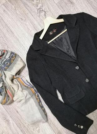 Тёплый пиджак, женский пиджак, жакет, блейзер, пальто