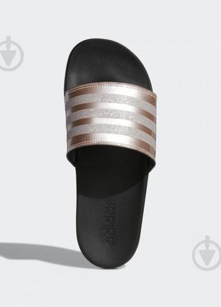Женские шлепанцы adidas adilette comfort explorer  39 размер