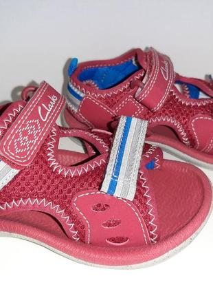 Новые босоножки сандали clarks