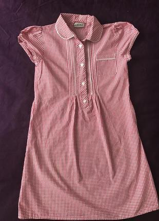 Легкое и стильное платье для девочки