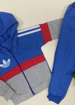 """Спортивный костюм, в стиле """"adidas"""", 92-122р."""