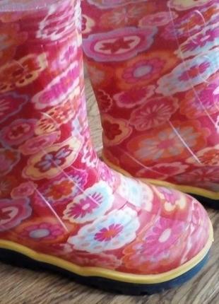 Гумаки/ризинові чоботи