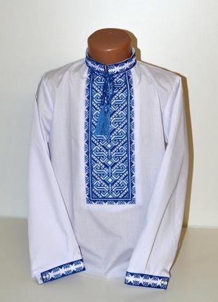 Вишиванка, вышиванка,вишита сорочка, сорочка з вишивкою для хлопчика 11 років