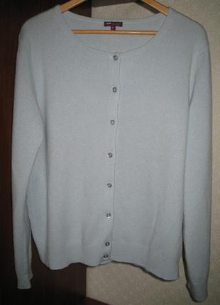 Кашемировый свитер, кардиган, кашемир 100 %